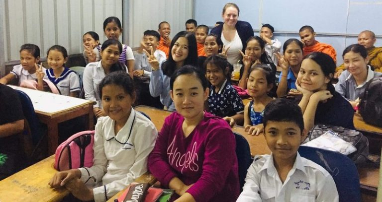teaching jobs in Cambodia