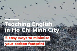 teaching english in ho chi minh City