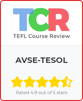 Read 91 reviews of AVSE-TESOL on TEFLCourseReview.com