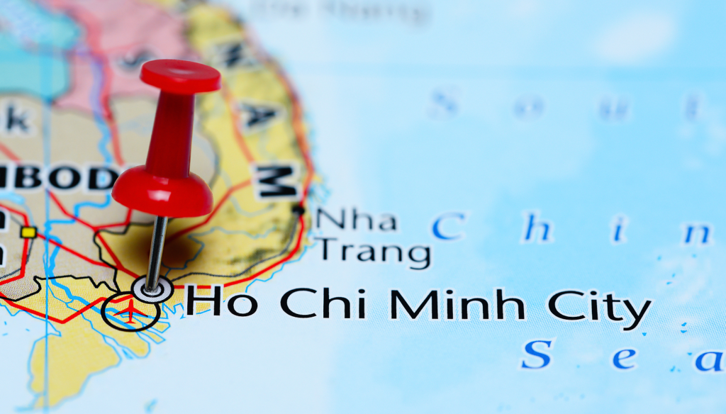 TEFL Course in Ho Chi Minh City